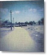 A Walk In The Park Metal Print