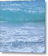 A Wave From Bermuda # 1 Metal Print