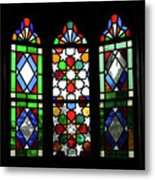 A Window To The Past Metal Print