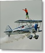 A Wing And A Prayer Metal Print