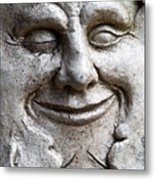 A Wink And A Smile Metal Print