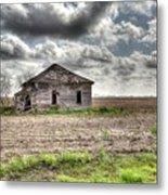 Abandoned House - Ganado, Tx Metal Print