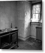 Abandoned House Wilson Nc 0012 Metal Print