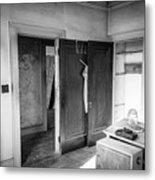 Abandoned House Wilson Nc 0015 Metal Print