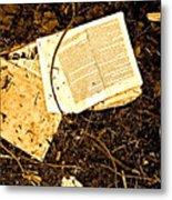 Abandoned Kp Book 1 Metal Print