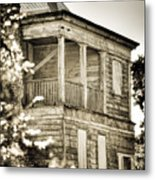 Abandoned Plantation House #4 Metal Print