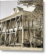 Abandoned Plantation House #3 Metal Print