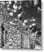 Abandonment Issues Metal Print