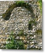 Abbey Ruins Metal Print