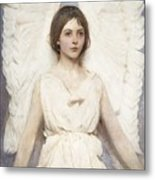 Abbott Handerson Thayer - Angel Metal Print