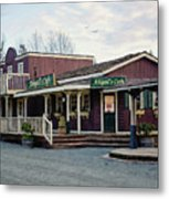 Abigail's Cafe - Hope Valley Art Metal Print