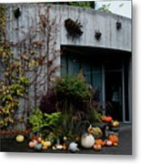 About Autumn 3. Metal Print
