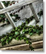 Above The Door Metal Print