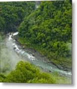 Above The River Metal Print