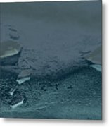 Above The Water Metal Print