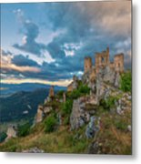 The Last Stronghold, Italy  Metal Print