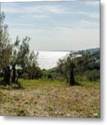 Abruzzo - An Italian Landscape  Metal Print