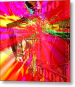 Absolute Power Corrupts Absolutely Metal Print