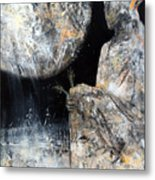 Absolutelly Fantastic Humanity Portret By Master Kloska Large Size Cosmic Garden Wow Metal Print