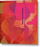 Abstraction 1 Metal Print