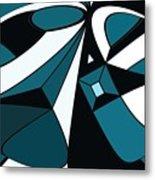 Abstrac7-30-09-a Metal Print