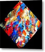 Abstract - Evolution Series 1001 Metal Print