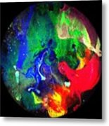 Abstract - Evolution Series 1002 Metal Print