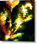 Abstract 032311 Metal Print