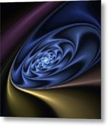 Abstract 040610 Metal Print