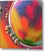 Abstract 0423d Metal Print