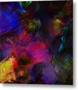 Abstract 042711a Metal Print