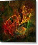 Abstract 051011 Metal Print