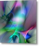 Abstract 053010 Metal Print