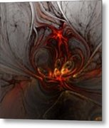 Abstract 060310 Metal Print