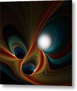 Abstract 060310c Metal Print
