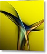 Abstract 060311 Metal Print