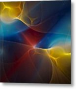 Abstract 060410 Metal Print