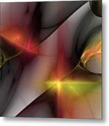 Abstract 060810 Metal Print
