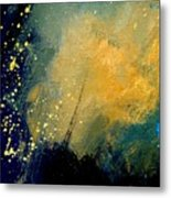 Abstract 061 Metal Print by Pol Ledent