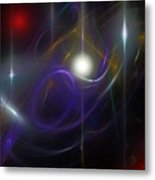 Abstract 062111 Metal Print