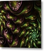 Abstract 062210 Metal Print