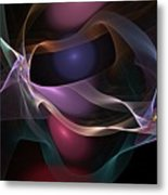 Abstract 062310 Metal Print
