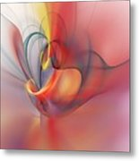 Abstract 062910 Metal Print
