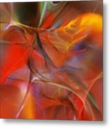 Abstract 062910a Metal Print