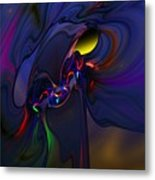 Abstract 080710 Metal Print