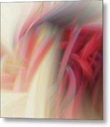 Abstract 0902 J Metal Print