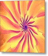 Abstract 090510 Metal Print