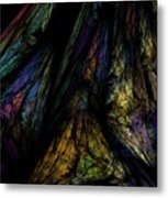 Abstract 10-08-09-1 Metal Print