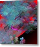Abstract 102210 Metal Print