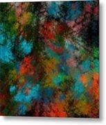 Abstract 11-18-09 Metal Print